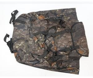 Рюкзак оксфорд, 50 л, камуфляж, 3 кармана (МВЕ)