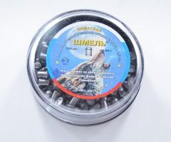 Пули Шмель «Томагавк» (округлые) 4,5 мм, 0,89 г, 350 штук