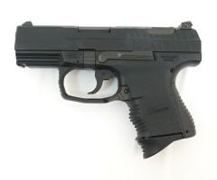 Страйкбольный пистолет WE Walther P99 Compact GBB (WE-PX002-BK)