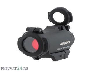 Коллиматорный прицел Aimpoint Micro H-2 Weaver (2 MOA)