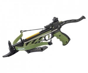 Арбалет-пистолет Man Kung MK-TCS1-G Alligator (зеленый)