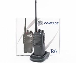 Радиостанция (рация) Comrade R6
