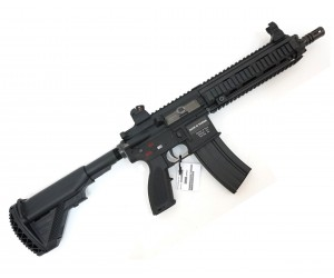 Страйкбольный автомат VFC Umarex HK416 V2 AEG