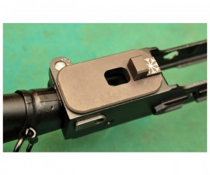 Кронштейн для установки эргономических рукояток АК-серии на СВД-С и Тигр-02 (ПЛАТФОРМА СВД-С)