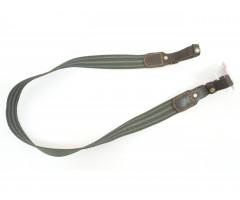 Ремень Vektor для ружья из полиамидной ленты зеленый шир. 35 мм (Р-7 з)