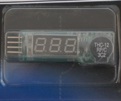 Тестер – индикатор напряжения AS-BA0051 для Li-Po / Li-Fe аккумуляторов