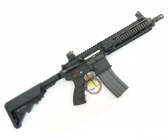 Страйкбольный автомат G&G TR4-18 Light Black (HK416) TGR-418-SHT-BBB-NCM