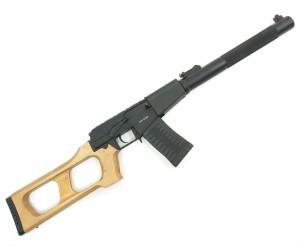 Охолощенная СХП снайперская винтовка Винторез-СХ (ВСС) 7,62x39