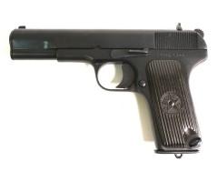 Охолощенный СХП пистолет СО-ТТ/9 (Токарева, ТОЗ) 9x19