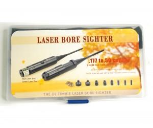 Лазер холодной пристрелки универсальный (красный) калибр .177-.50 (4,5-12,7 мм) BH-LXPR