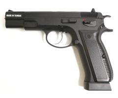 Страйкбольный пистолет KJW CZ-75 CO₂ GBB (KP-09.CO2)