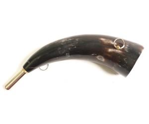 Горн охотничий (из рога) 33 см
