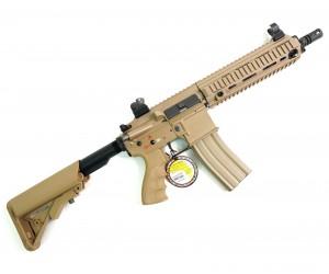 Страйкбольный автомат G&G HK416 Light Desert (TR4-18) TGR-418-SHT-DBB-NCM