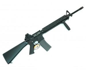 Страйкбольный автомат G&G TR16 R5 Black (M16A4) TGR-016-MR5-BBB-NCM