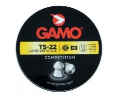 Пули Gamo TS-22 5,5 мм, 1,4 грамм, 200 штук