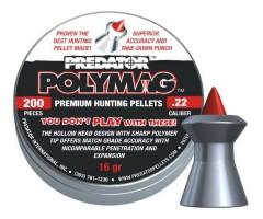 Пули JSB Predator Polymag 5,5 мм, 1,04 грамма, 200 штук