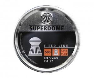 Пули RWS Superdome 5,5 мм, 0,94 грамм, 500 штук