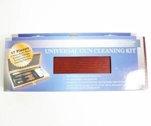 Набор для чистки DAC универсальный, в деревянном кофре 17 предметов