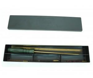 Набор для чистки Nimar винтовочный, калибр 4,5 мм, пенал