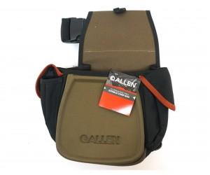 Сумка для патронов Allen с доп. карманами для наушников, очков (8306)
