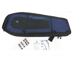Чехол-рюкзак Leapers UTG на плечо, 86x35,5 см, синий/черный (PVC-PSP34BN)