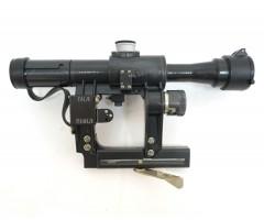 Оптический прицел ПОСП 4х24 В (Вепрь/Сайга)