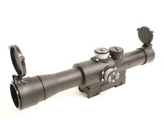 Оптический прицел ПОСП 4х24 W (на Weaver)