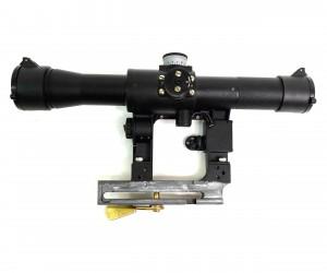 Оптический прицел ПОСП 6х24 В (Вепрь/Сайга)