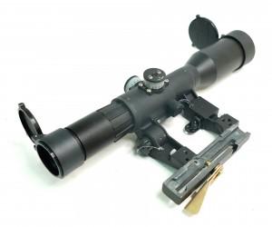 Оптический прицел ПОСП 6х42 ВД (Вепрь/Сайга, диоптр. настройка)
