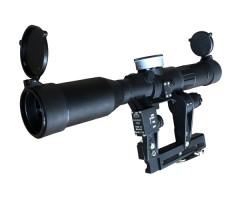 Оптический прицел ПОСП 6х42 ВДС PRO (Вепрь/Сайга, диоптр. настройка)
