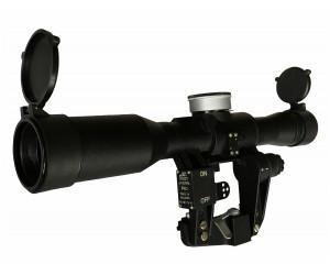 Оптический прицел ПОСП 6х42 М6 PRO (Тигр/СКС, Mil-Dot)