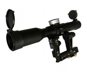 Оптический прицел ПОСП 6х42 М6 ВДС PRO (Вепрь/Сайга, Mil-Dot, диоптр. настройка)