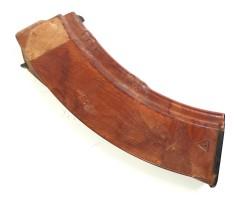 Магазин для АК-103/47/АКМ (7,62 мм) коричневый бакелит, раритет 2-я кат.