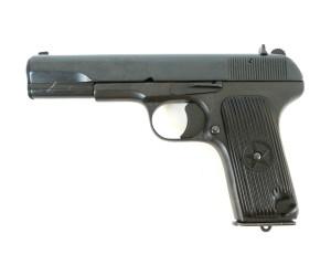 Охолощенный СХП пистолет ТТ (ВПО-528) 10x31