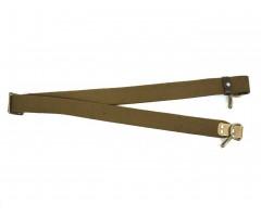 Ремень оружейный для АКМ (2 карабина) раритет