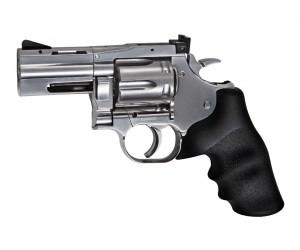 Пневматический револьвер ASG Dan Wesson 715-2,5 Silver (пулевой)