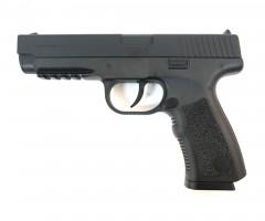 Пневматический пистолет Crosman PSM45 (Glock 17)