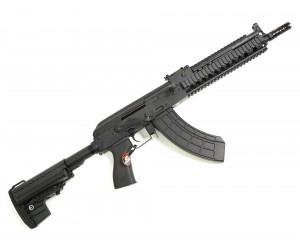 Страйкбольный автомат Cyma АК-105US Tactical, приклад M-серии (CM.040N)