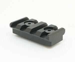 Кронштейн Leapers UTG Picatinny на KeyMod, 4 слота, 40 мм (MTURS04S)
