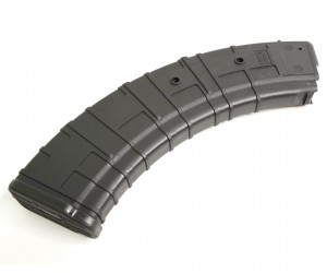 Магазин Pufgun на ВПО-136/АК/АКМ/Сайга 7,62x39, 40 патронов (черный)