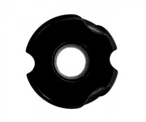"""Пип-сайт алюминиевый Centershot 1/8"""" (3,2 мм) черный"""