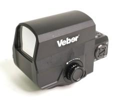 Коллиматорный прицел Veber Wolf Reflex 132 RG DnD