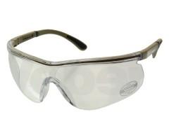 Очки стрелковые Veber Tactic Force P1, прозрачные линзы