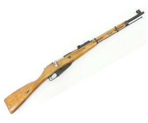 Охолощенный СХП карабин винтовки Мосина обр. 1944 г. (ВПО-923 1К «люкс») 7,62x54