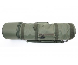 Жесткий чехол для баллона ВД 7 л, с карманом (ИГЛУ) зеленый