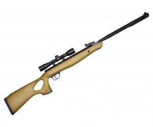 Пневматическая винтовка Crosman Valiant (дерево, NPE, прицел 4x32)