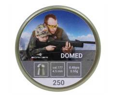 Пули Borner Domed 4,5 мм, 0,55 грамм, 250 штук