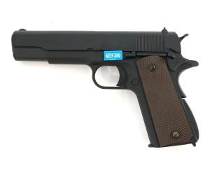 Страйкбольный пистолет WE Colt M1911A1 Gen.2 CO₂ (WE-E017C-BK)