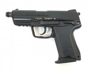 Страйкбольный пистолет VFC Umarex HK45 Compact Tactical