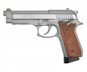 Пневматический пистолет Swiss Arms SA92 (Beretta) Silver